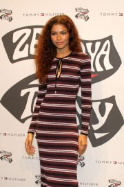 Zendaya - Presents the new Tommy Hilfiger collection 'Tommy x Zendaya' in Milan