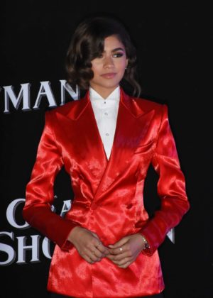 Zendaya - 'The Greatest Showman' Premiere in Mexico City