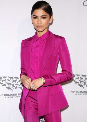 Zendaya - The Humane Society Of The United States To The Rescue Gala in Hollywood
