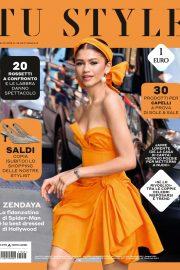 Zendaya  - Tu Style 09 July 2019