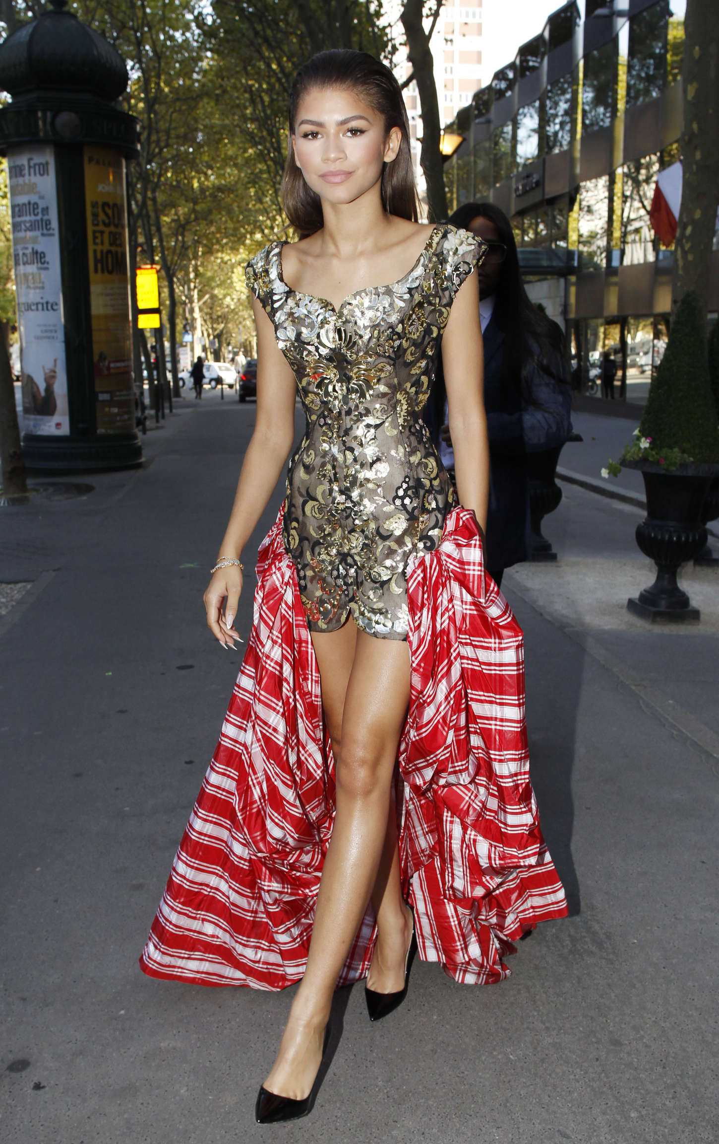 Zendaya Hot In Paris 19 Gotceleb