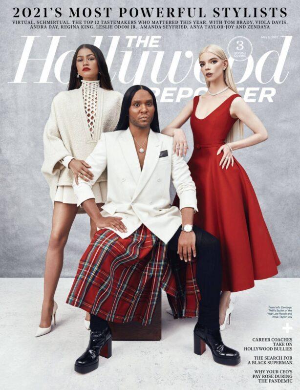 Zendaya - With  Anya Taylor-Joy - The Hollywood Reporter (May 2021)