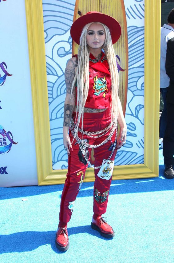 Zhavia Ward - Teen Choice Awards 2019 in Los Angeles