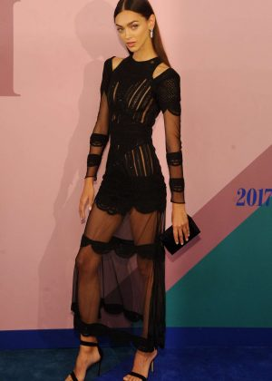Zhenya Katava - 2017 CFDA Fashion Awards in New York