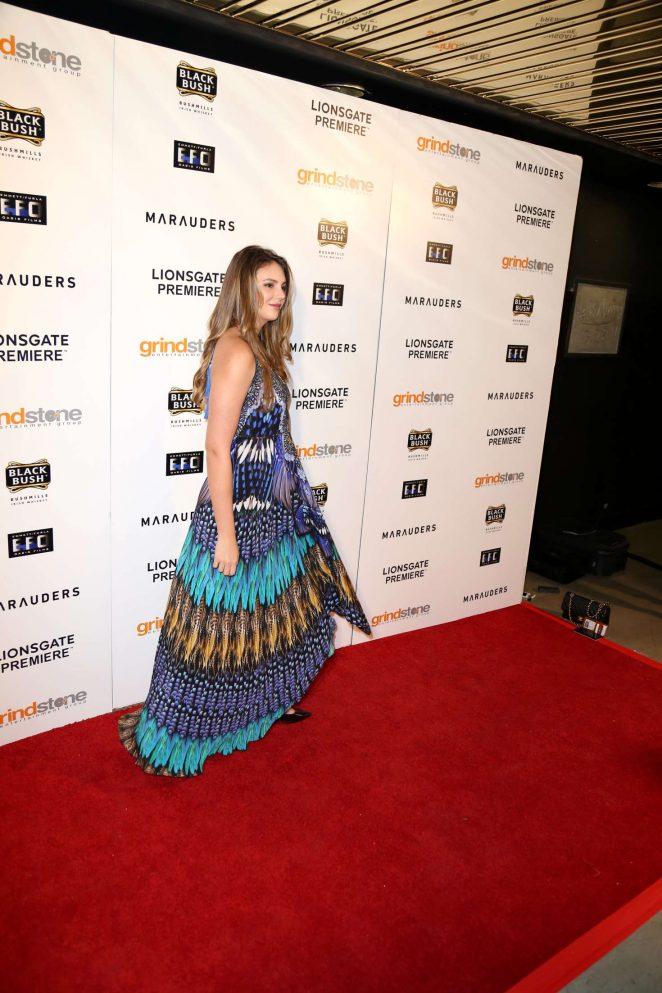 Zita Vass - 'Marauders' Premiere in Hollywood