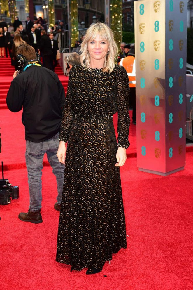Zoe Ball - 2017 British Academy Film Awards in London