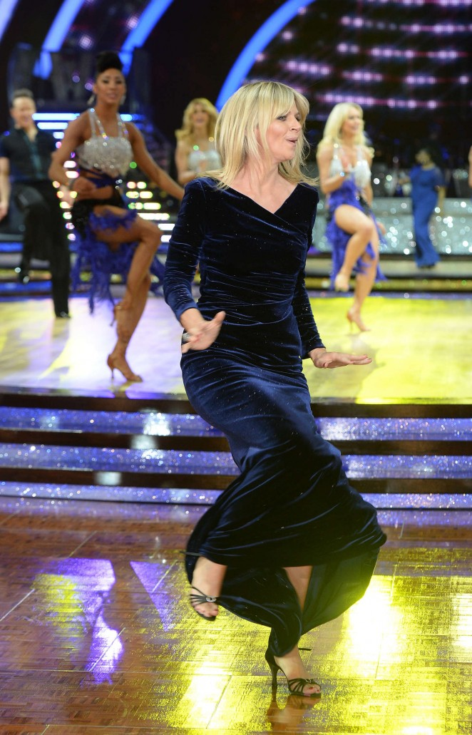 Zoe Ball at Strictly Come Dancing - The Live Tour Photocall in Birmingham