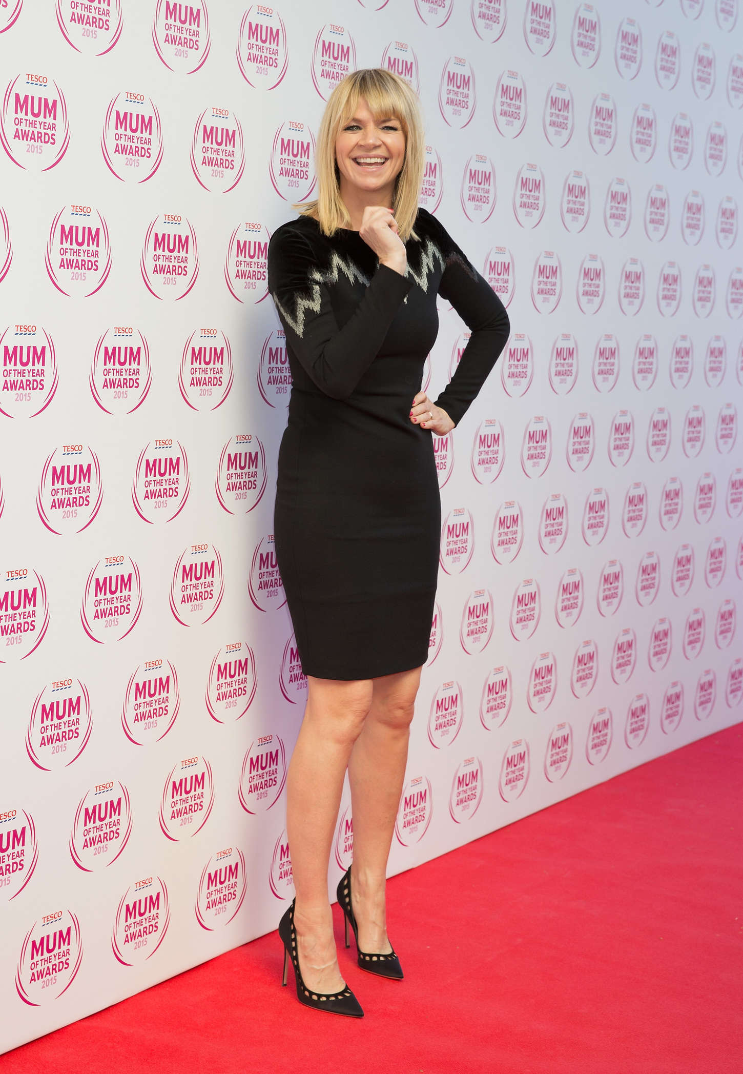 Zoe Ball: Tesco Mum Of The Year Awards 2015 -08 - GotCeleb