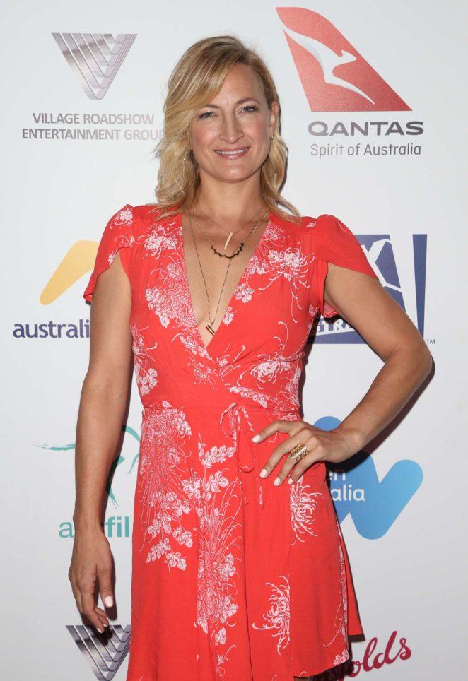 Zoe Bell - 6th Annual Australians in Film Awards Benefit Dinner in LA