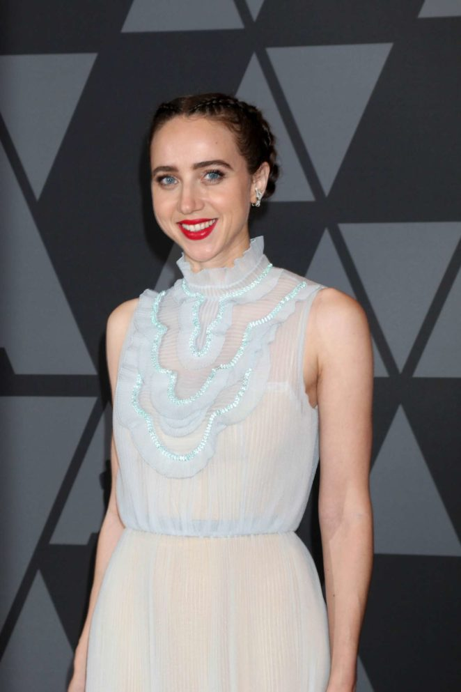 Zoe Kazan - 9th Annual Governors Awards in Hollywood