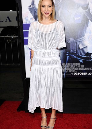 Zoe Kazan - 'Our Brand Is Crisis' Premiere in Hollywood