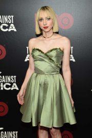 Zoe Kazan - 'The Plot Against America' Premiere in New York