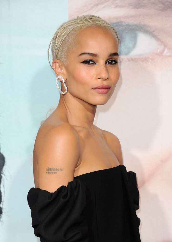 Zoe Kravitz: Big Little Lies LA Premiere -06