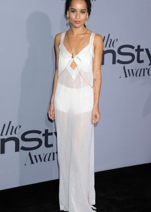 Zoe Kravitz - Instyle Awards 2015 in Los Angeles