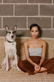 Zoe Kravitz - The New York Times photoshoot - February 2020