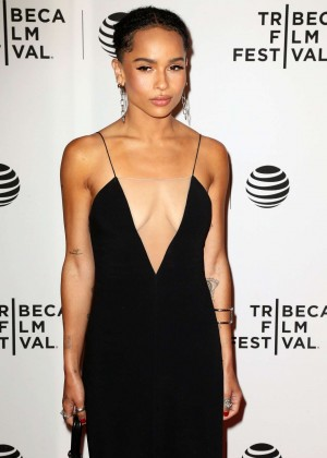 Zoe Kravitz - 'Vincent N Roxxy' Premiere at 2016 Tribeca Film Festival in New York