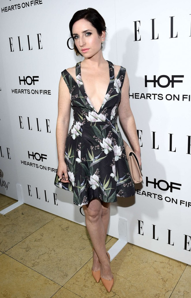 Zoe Lister - ELLE's Annual Women in Television Celebration 2015