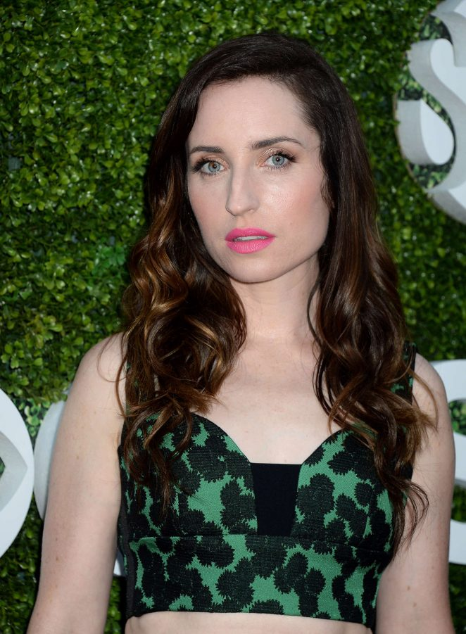 Zoe Lister-Jones - 2016 CBS CW Showtime Summer TCA Party in West Hollywood