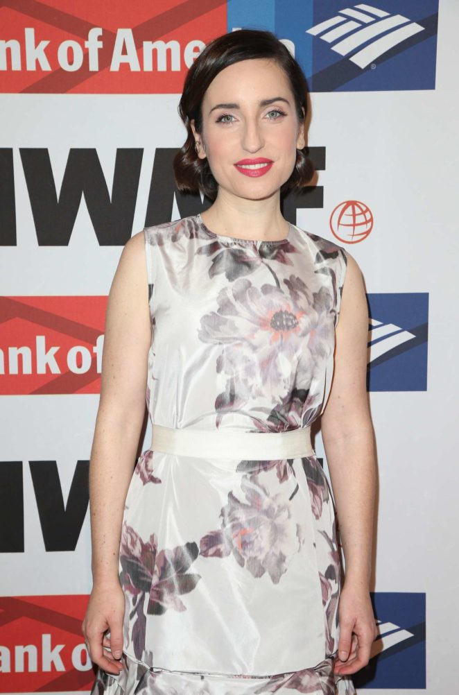 Zoe Lister Jones - 2017 Courage in Journalism Awards in Hollywood