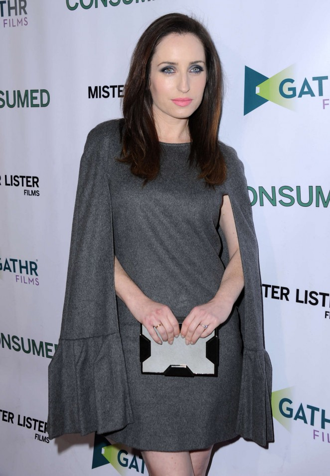 Zoe Lister-Jones - 'Consumed' Premiere in Los Angeles