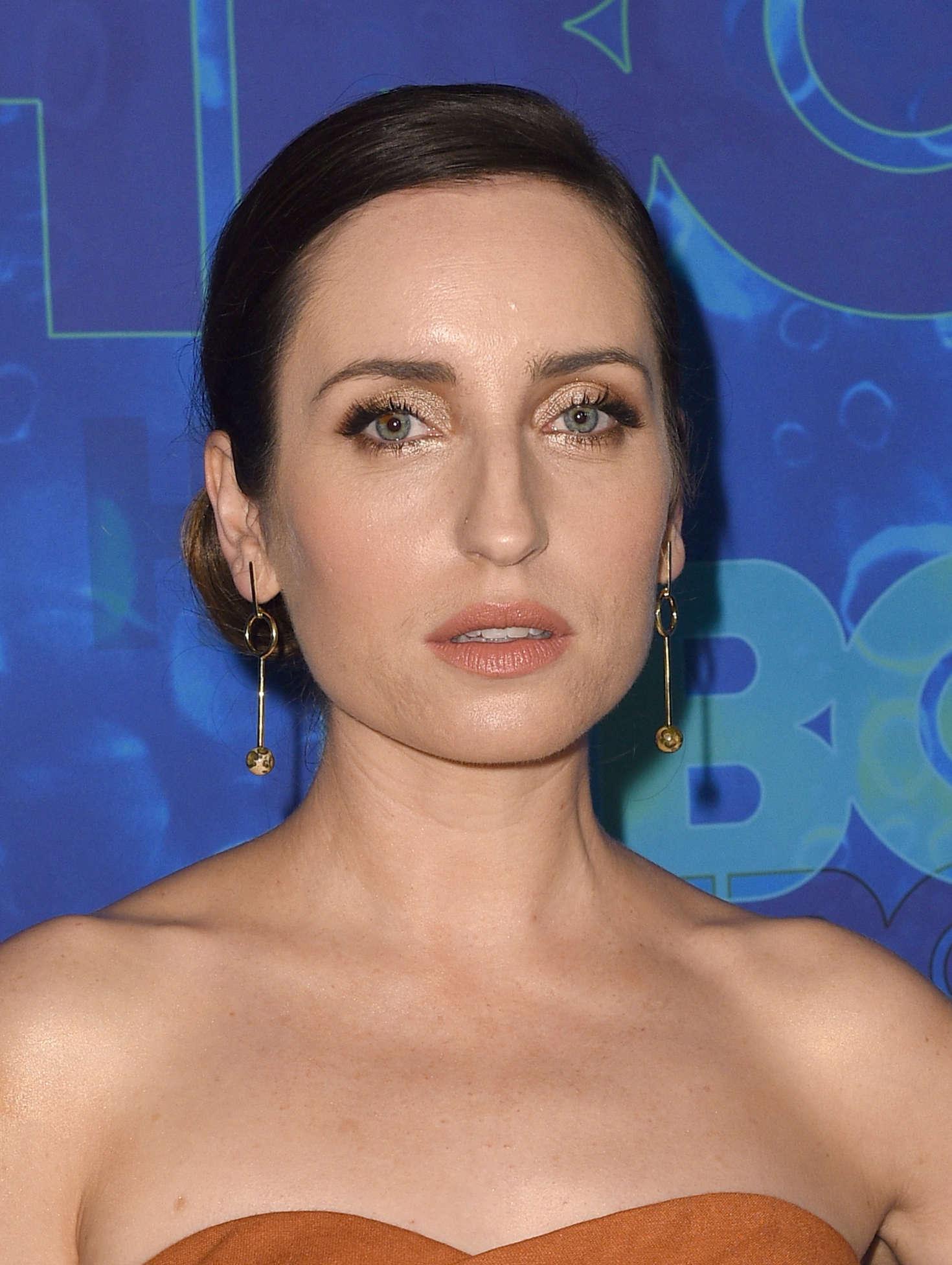 Zoe Lister-Jones: HBOs Post Emmy Awards Reception 2016 -04 ...
