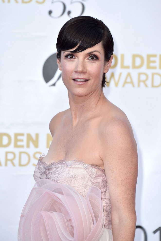 Zoe McLellan - Closing Ceremonies at 2015 Monte Carlo TV Festival in Monaco