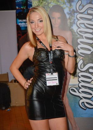 Zoe Parker - AVN Adult Entertainment Expo in Las Vegas