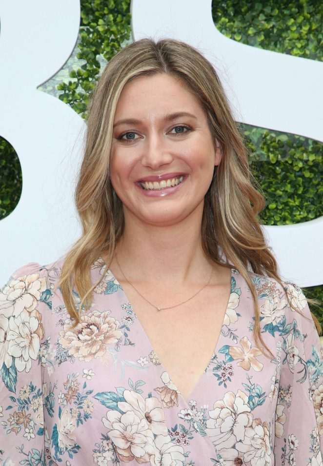 Zoe Perry - 2017 CBS Television Studios Summer Soiree TCA Party in Studio City