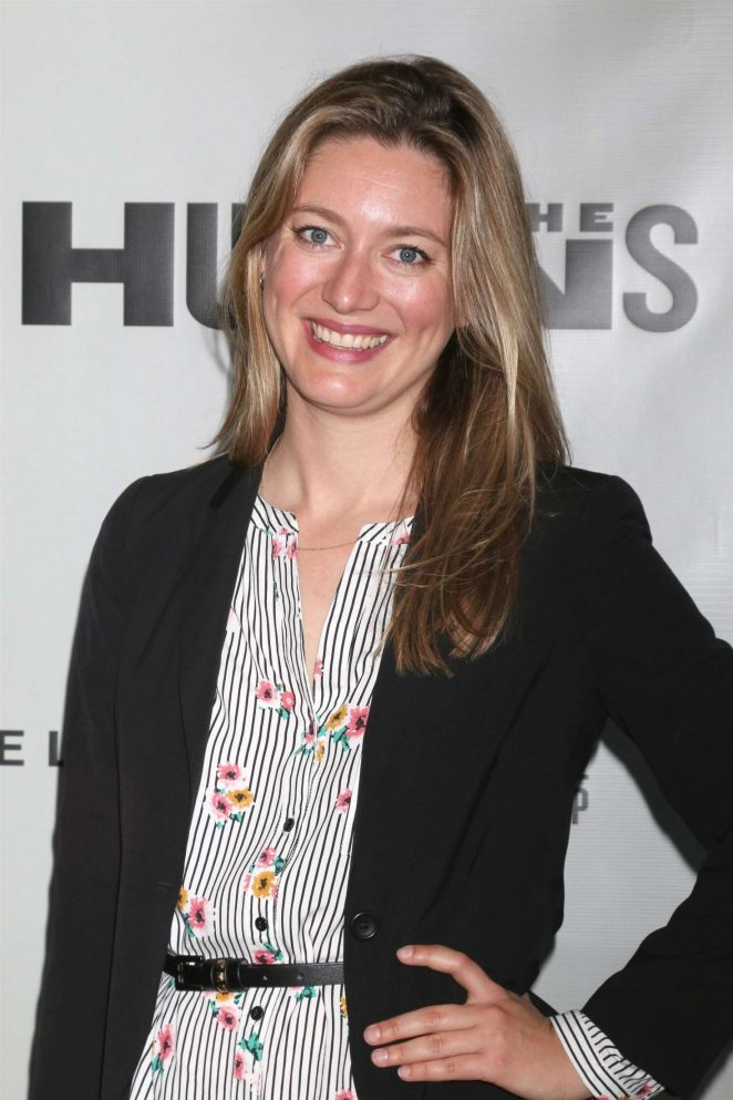 Zoe Perry Opening Night Of The Humans In Los Angeles