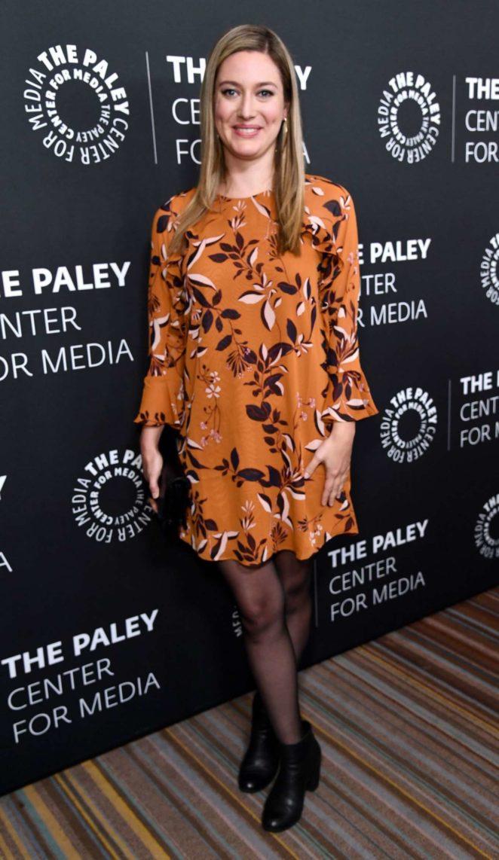 Zoe Perry - Paley Women in TV Gala in Los Angeles