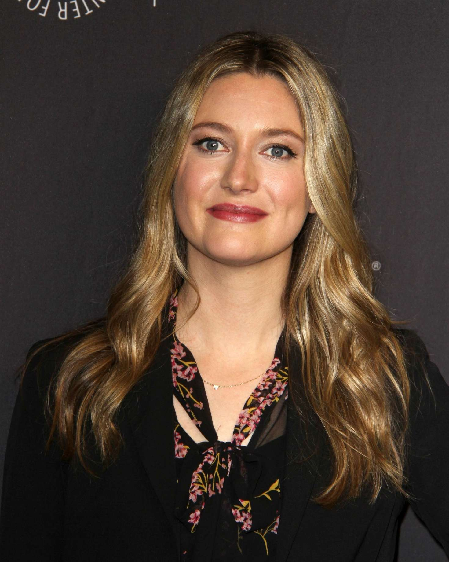 Zoe Perry The Big Bang Theory Presentation At Paleyfest 03