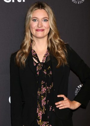 Zoe Perry - 'The Big Bang Theory' Presentation at Paleyfest in Los Angeles