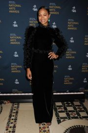 Zoe Saldana - Americans for the Arts Celebrates their 2019 National Arts Awards in NY