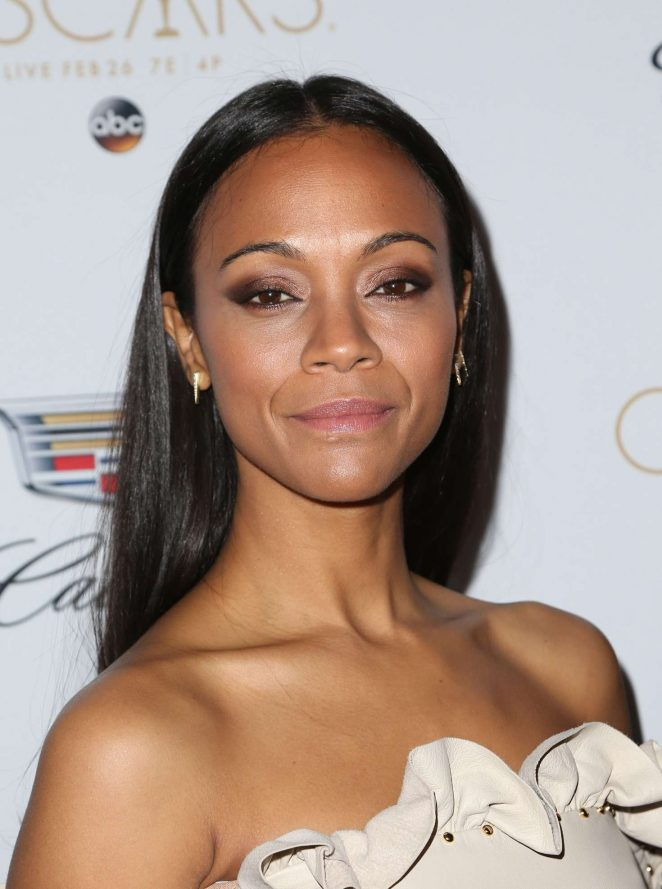 Zoe Saldana: Cadillac celebrates The 89th Annual Academy Awards -38