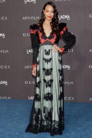 Zoe Saldana - LACMA Art and Film Gala 2019 in Los Angeles