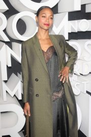 Zoe Saldana - Nordstrom Grand Opening in New York City
