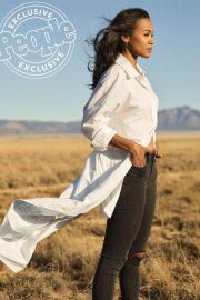 Zoe Saldana - People US Magazine (October 2019)