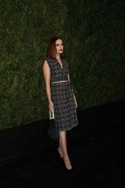 Zoey Deutch - 14th Annual Tribeca Film Festival Artists Dinner in NYC