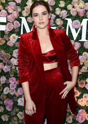 Zoey Deutch - 2017 Women In Film Max Mara Face of the Future Awards in LA