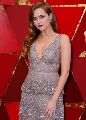 Zoey Deutch - 2018 Academy Awards in Los Angeles