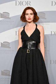 Zoey Deutch - 2019 Guggenheim International Gala in NYC