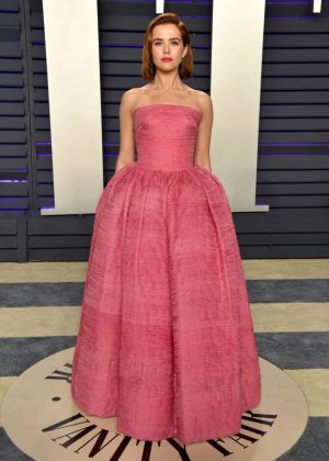 Zoey Deutch - 2019 Vanity Fair Oscar Party in Beverly Hills