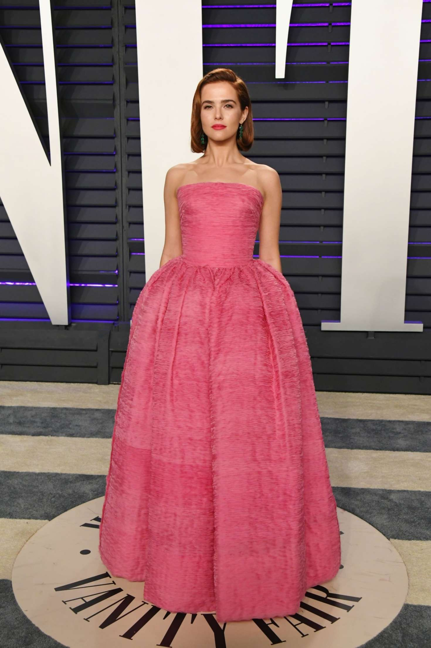Zoey Deutch 2019 : Zoey Deutch: 2019 Vanity Fair Oscar Party -05