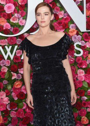 Zoey Deutch - 2018 Tony Awards in New York