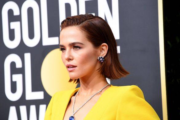 Zoey Deutch 2020 Golden Globe Awards 02 Gotceleb
