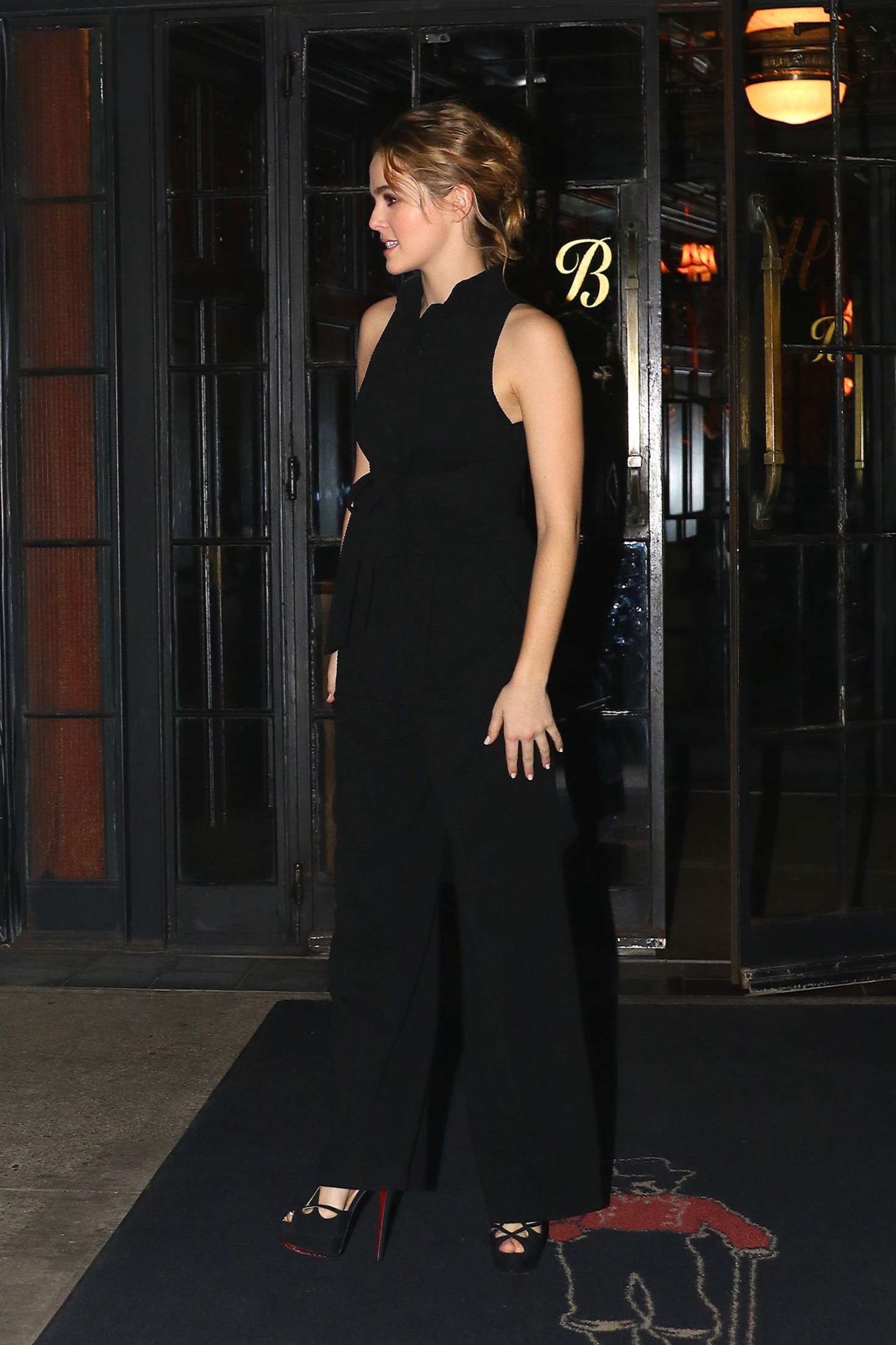 Zoey Deutch 2016 : Zoey Deutch at The Bowery Hotel -07