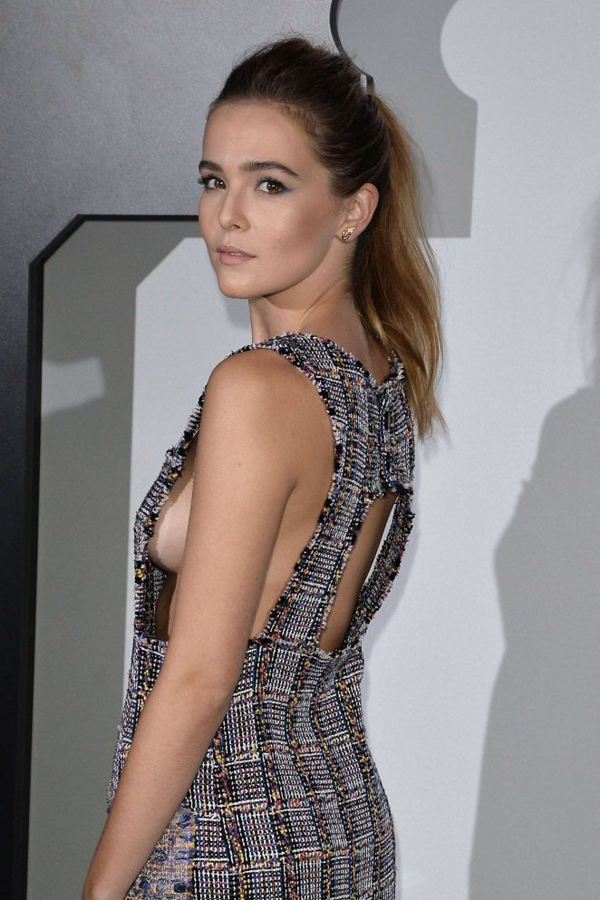 Zoey Deutch - Chanel celebrates the launch of 'No.5 L'eau' in Los Angeles