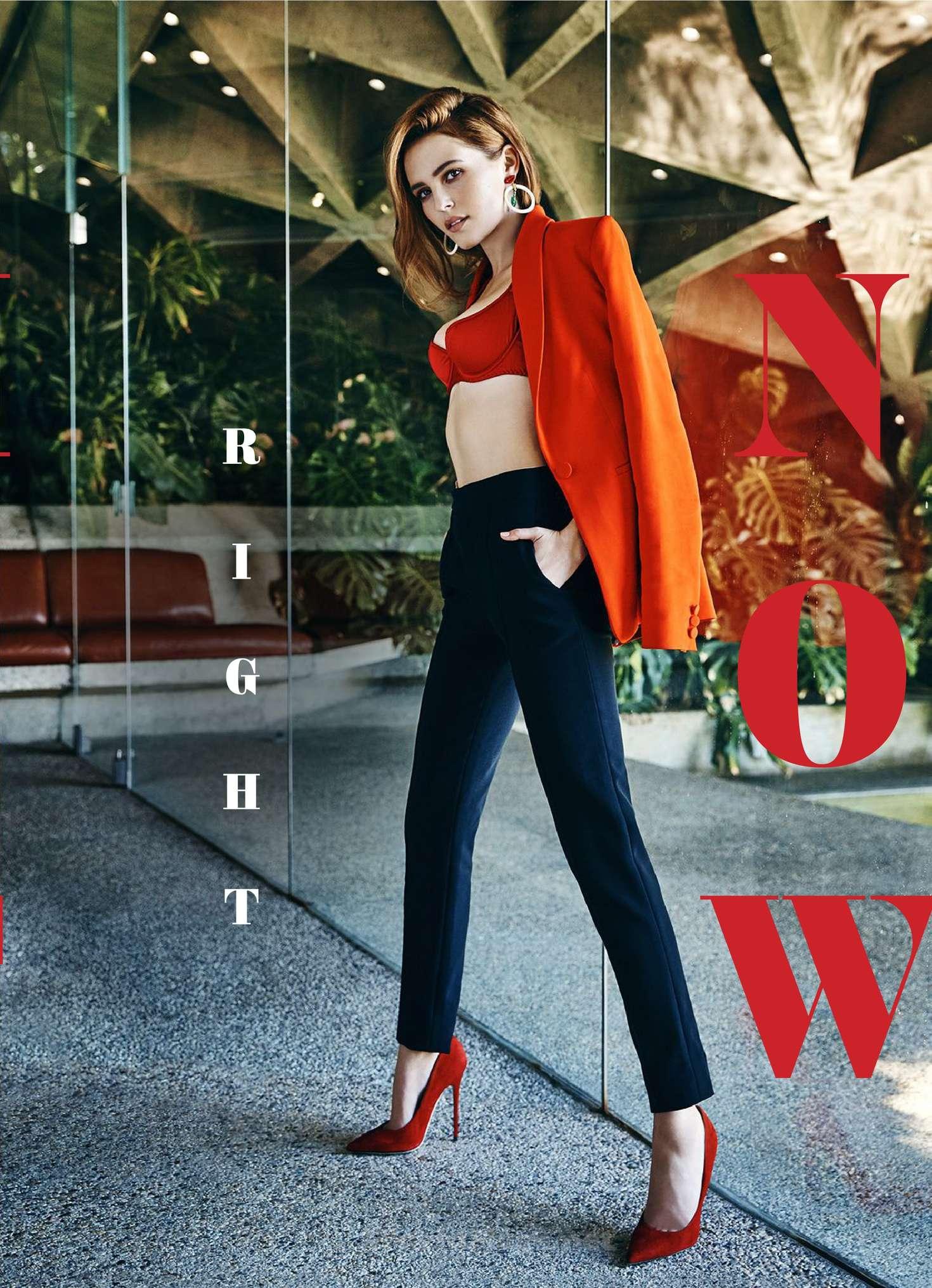 Zoey Deutch 2016 : Zoey Deutch: Cosmopolitan Magazine 2016 -13