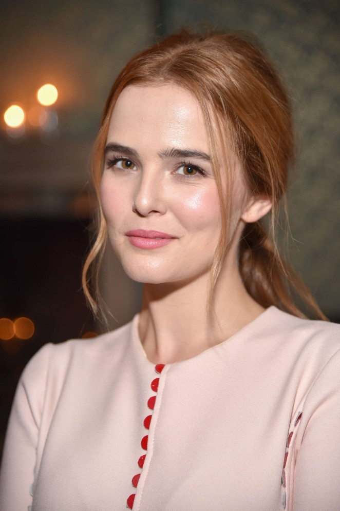 Zoey Deutch: Cosmopolitans 50th Birthday Celebration -06