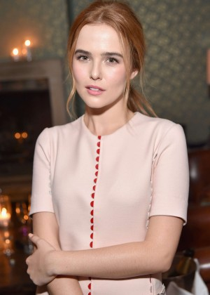 Zoey Deutch - Cosmopolitan's 50th Birthday Celebration in West Hollywood